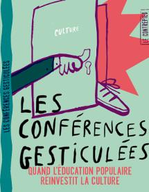 """DVD du Contrepied """"Les conférences gesticulées"""""""